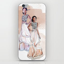 Prom Night iPhone Skin