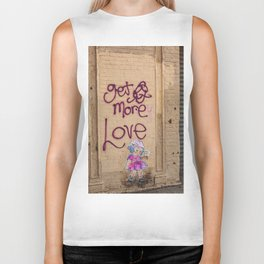 More Love in Brooklyn Biker Tank