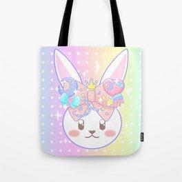 Fairy Kei Decora Bunny Tote Bag