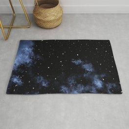 Starry Night (Cloud series #9) Rug