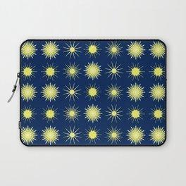 Dark and Starry Night. Laptop Sleeve