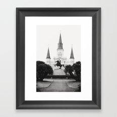 Heart and Soul of New Orleans Framed Art Print