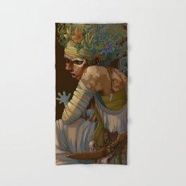 Mother Nature Hand & Bath Towel