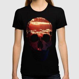 Burning Southern Setting Sun T-shirt