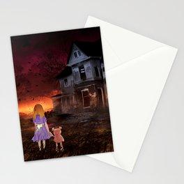 Alice na Casa Assombrada Stationery Cards