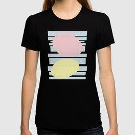 Pastel Vibes #society6 #abstractart T-shirt