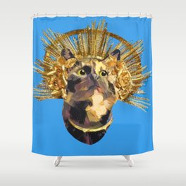 Cat Bey Shower Curtain
