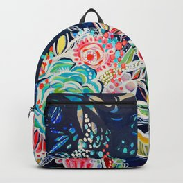 Night Bloomers Backpack