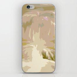 UNKOWN TERRITORY iPhone Skin