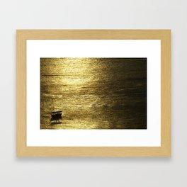 Gol Sea Framed Art Print