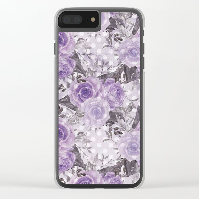 Spring is in the air #29 Clear iPhone Case