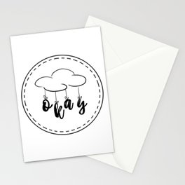 The Fault in our Stars: Okay! Stationery Cards