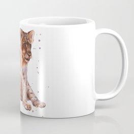 Serengeti Slouch Coffee Mug