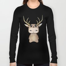 A Boy - Red Deer Long Sleeve T-shirt