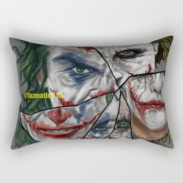 Sadistic Personalities  Rectangular Pillow