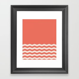 PATTERN COLLECTION II Framed Art Print