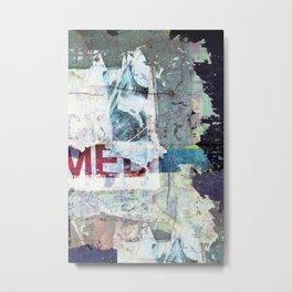 Collide 7 Metal Print