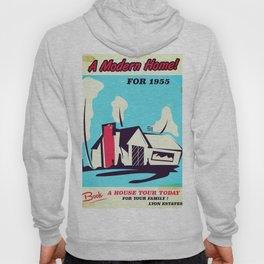 A modern home for 1955! Hoody
