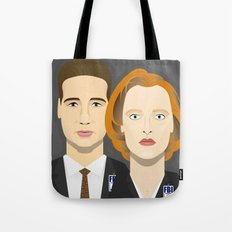 Watching The Detectives #4: Close Up Tote Bag
