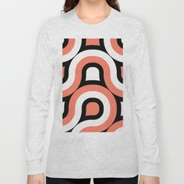 Retro Graphics N1 Long Sleeve T-shirt