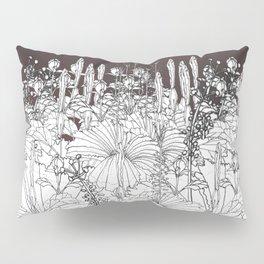 Hibiscus meets Pandanus (St. Damien 8) Pillow Sham