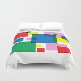 New Year 18 Duvet Cover