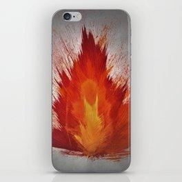 Arson Heart iPhone Skin