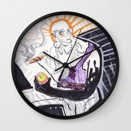 Taste of Fruit Wall Clock