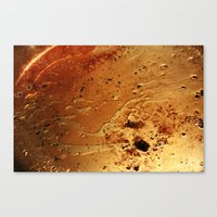 grease Canvas Prints featuring Grease Constellation  by John Morris