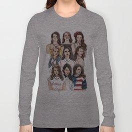 LDR Wallpaper Long Sleeve T-shirt