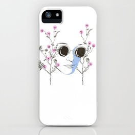 TAKE SHADE iPhone Case