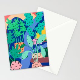 River Plants 1 Stationery Cards