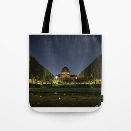Clear Night Tote Bag