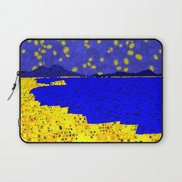 Golden Naples Laptop Sleeve