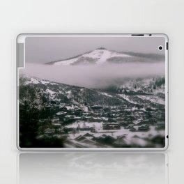 Foggy Blanket Laptop & iPad Skin