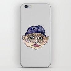 old man 3 iPhone & iPod Skin