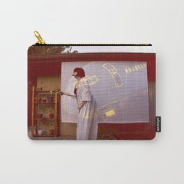 Untitled I, self portrait Carry-All Pouch