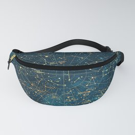 Under Constellations Fanny Pack