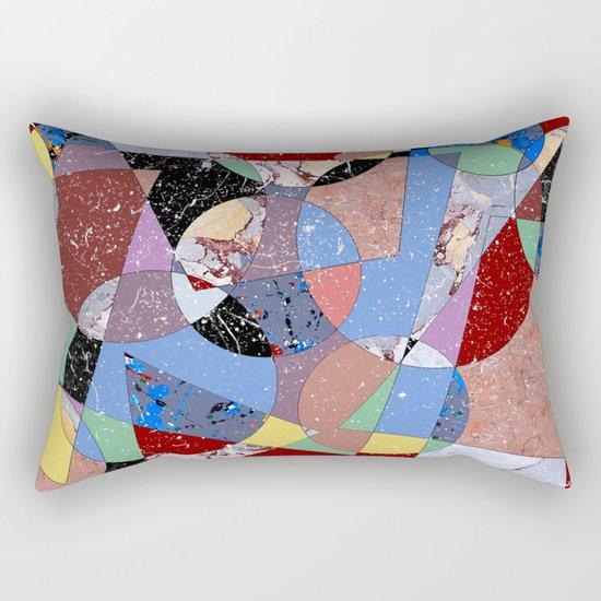 Abstract #99 Rectangular Pillow