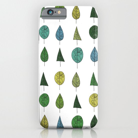 TREES MAKE A FOREST iPhone & iPod Case