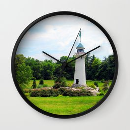 Hershey's Lighthouse Wall Clock