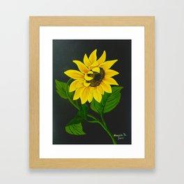 Gracefull Framed Art Print