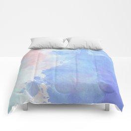 Watercolor V5 Comforters