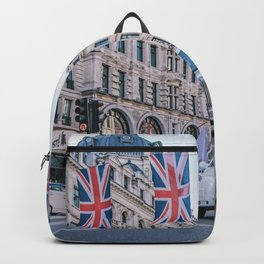 London England Street (Color) Backpack