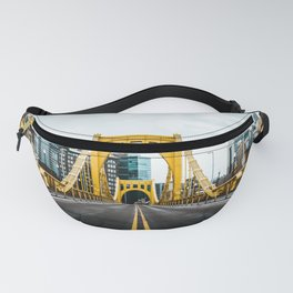 Pittsburgh Skyline Fanny Pack
