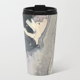 northern sea foam Travel Mug