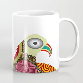 THE WISE EAGLE Coffee Mug