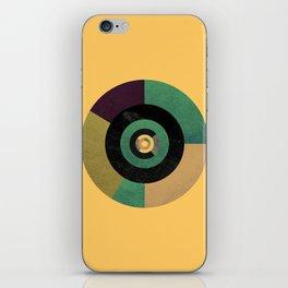 Circle Fibonacci.2 iPhone Skin