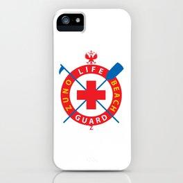 Life Guard iPhone Case