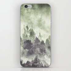 Sky joins the Earth iPhone & iPod Skin